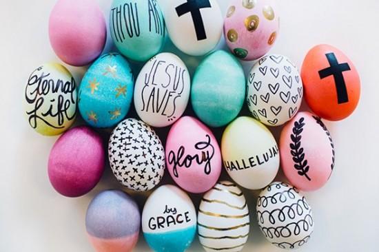 Amazing Easter Egg Design Ideas