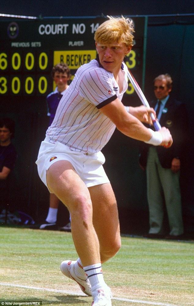 Boris Becker Tennis Shoes