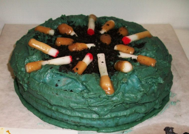 10 Of The Ugliest Cakes Of All Time That Ruined The Party Virily