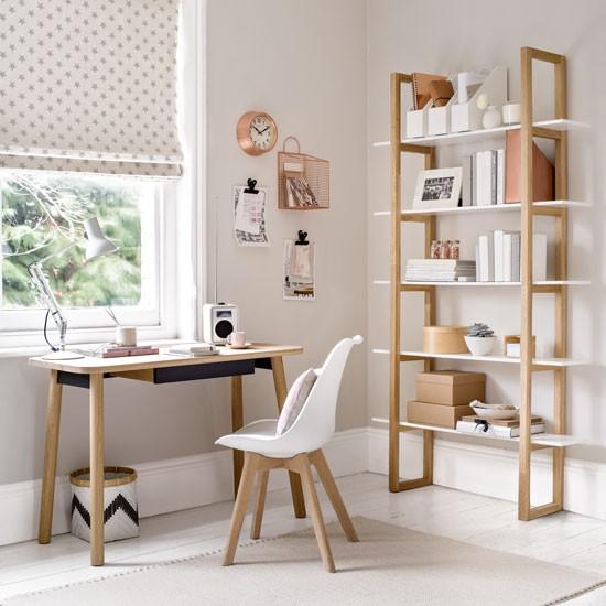 Create A Feminine Home Office In 3 Easy Steps Virily