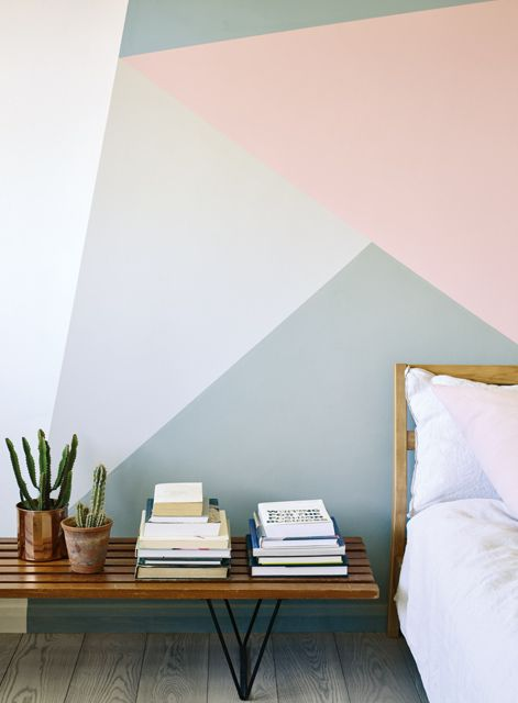 Modern Geometric Wall Art Is The Thing That Your Home Is