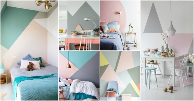 Modern Geometric Wall Art Is The Thing That Your Home Is Missing   Virily