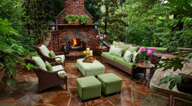 Newest Terrace Decorating Ideas