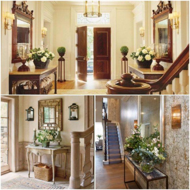 Home Entrance Decorating Ideas: Practical Tips For Home Entrance Hall Design