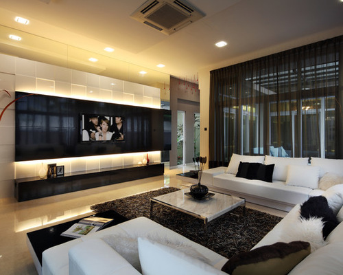 Best Ideas For TV Feature Wall Design   Virily Part 43