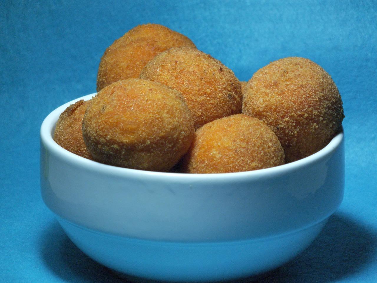 Crispy Potato Croquettes Recipe
