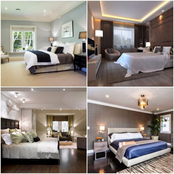 Indirect Lighting Techniques And Ideas For Bedroom Living: Tips For The Bedroom Lighting And Luminaires