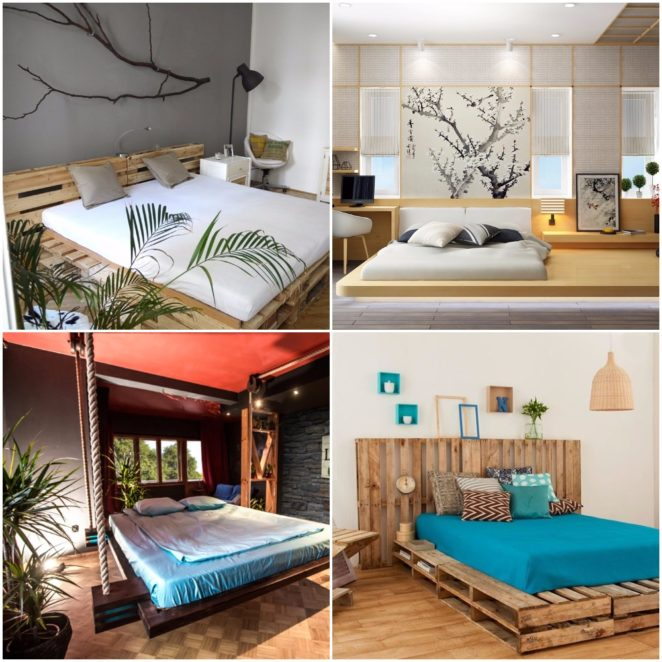 Nice Tips For The Bedroom Without Traditional Bed   Some Design Solutions    Virily