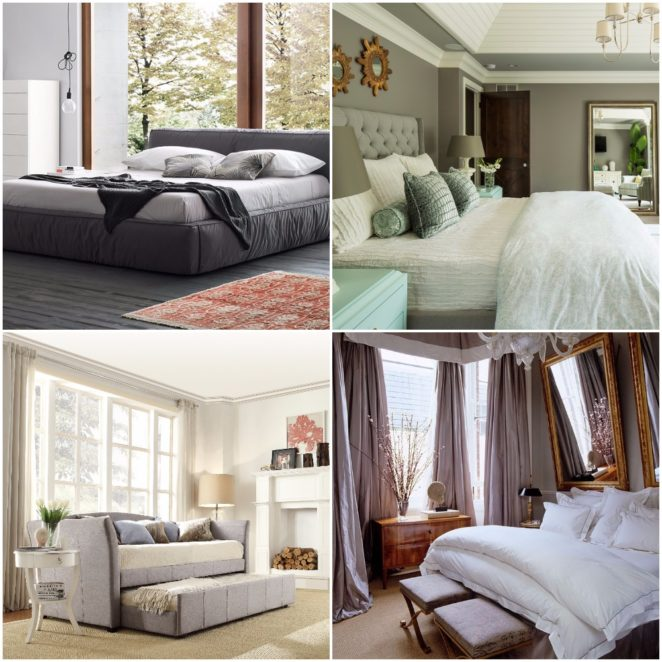What you should know when choosing the bed for the bedroom ...