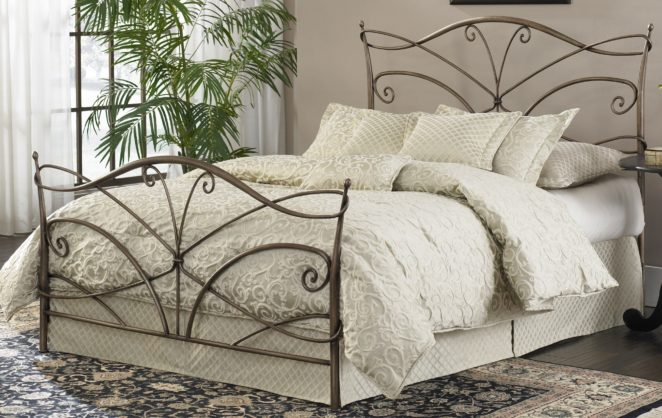 Tips for Modern Wrought Iron Beds – Style, Strength and Comfort – Virily