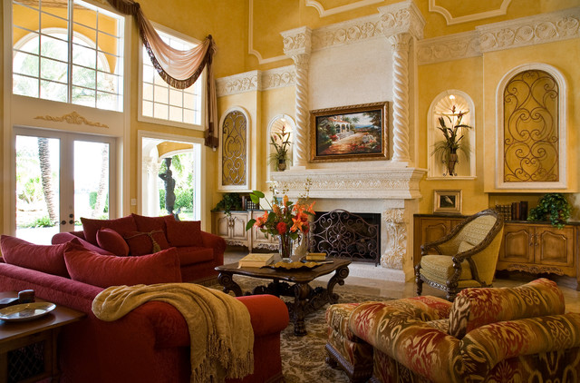 wall tuscan style living room furniture. Inspiration Idea for Tuscan Style Living Room Number 4 10 Ideas  Virily