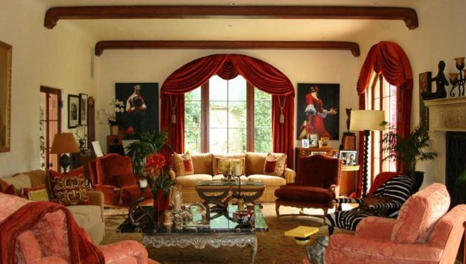 Inspiration Idea For Tuscan Style Living Room Number 8 Virily