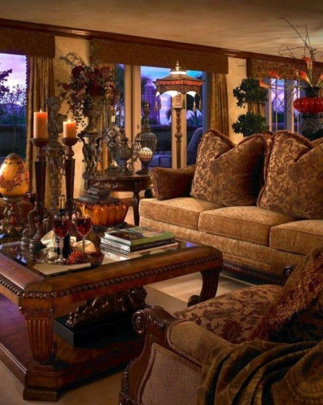 Inspiration Idea For Tuscan Style Living Room Number 10 Part 28