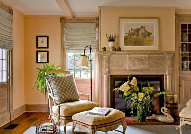 Etonnant Tips For How To Pick Colors For Interior Design U2013 The Peach Color   Virily