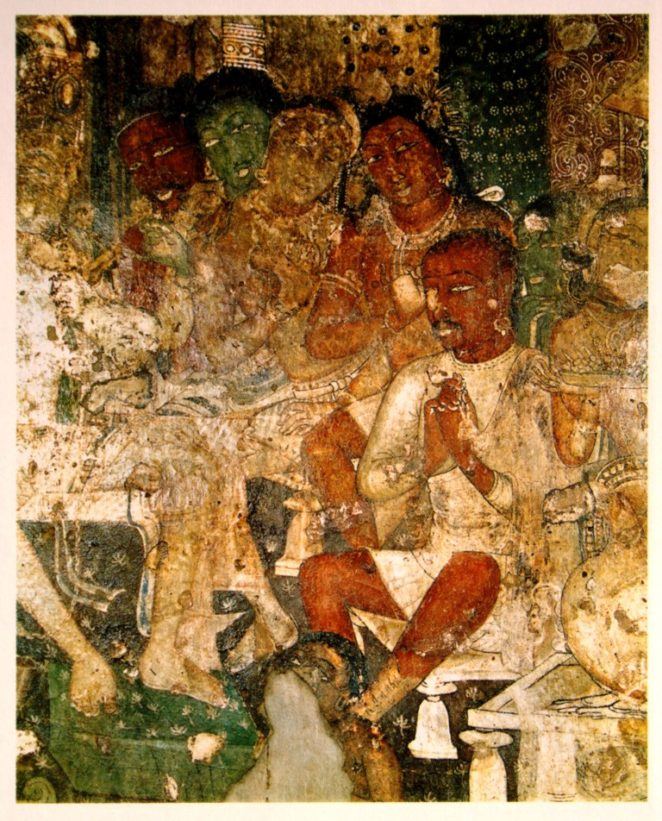 The Materials Used In Ajanta Cave Painting Virily