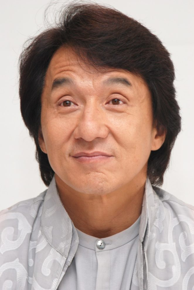 Actor Jackie Chan has ...
