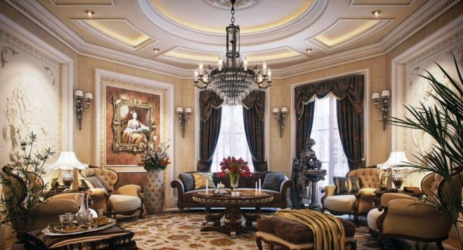 Tips For Creating The Baroque Interior Design Style   Virily