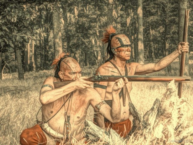 native americans and colonists essay