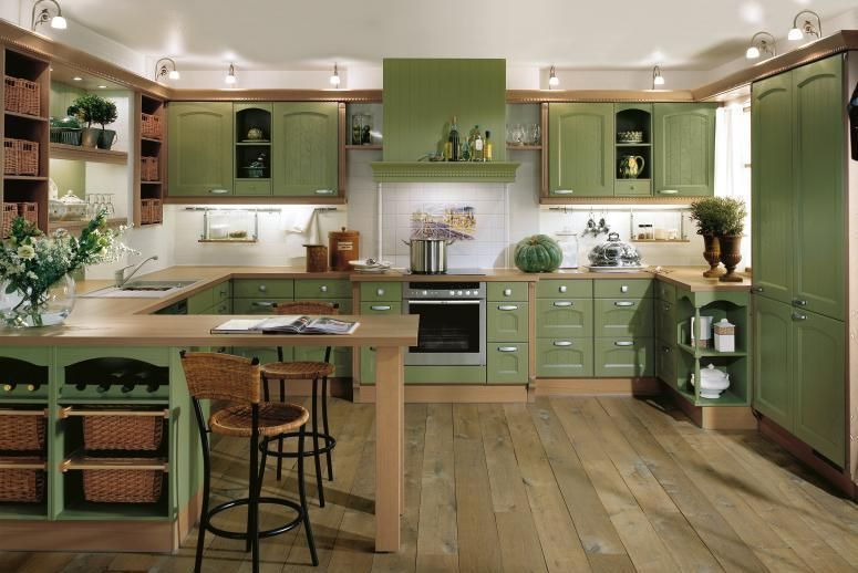 Incroyable Tips And Ideas For The Olive Green Kitchen U2013 Virily
