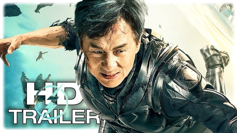 BLEEDING STEEL Trailer 2 New (2017) Jackie Chan Sci-Fi ...