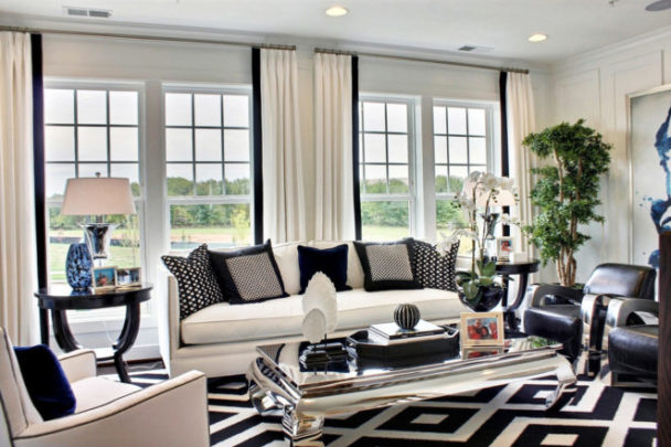 examples of contrast in interior design Archives - Virily