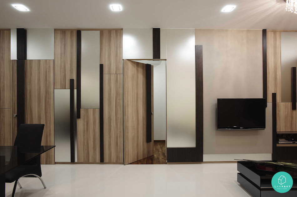 Invisible Flush To Wall Doors In The Interior Aesthetic & Concealed Doors In Wall | Migrant Resource Network