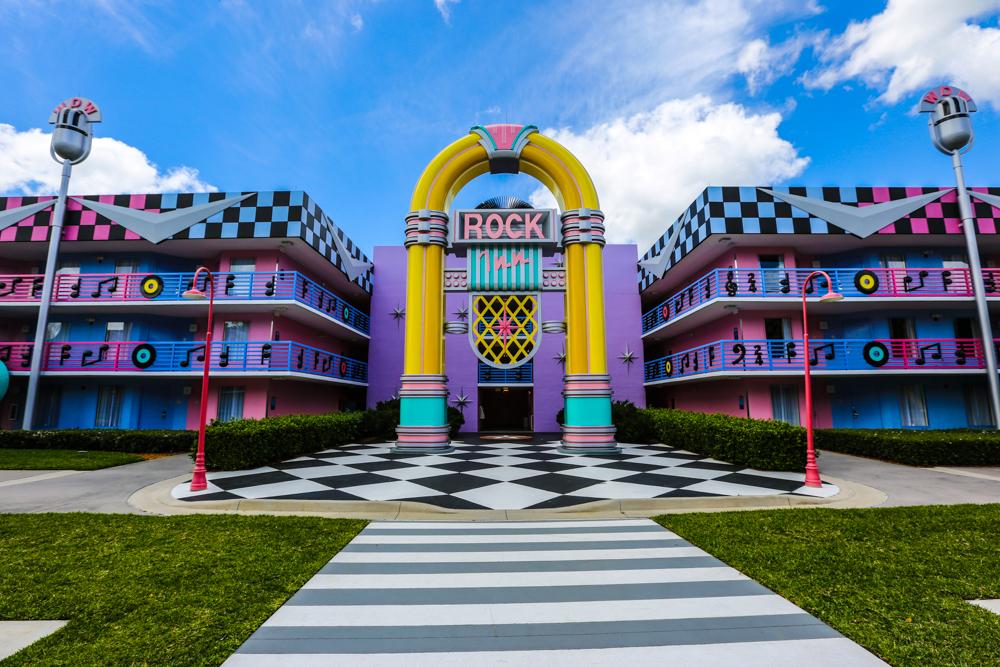 Disney All Star Music Hotel Rooms