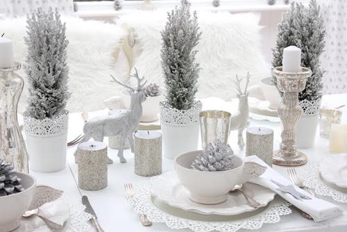 natural calmness white color