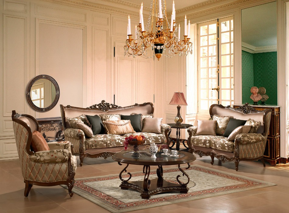 classic living room furniture sets. Tips on how to choose furniture that will not lose value over time  Virily