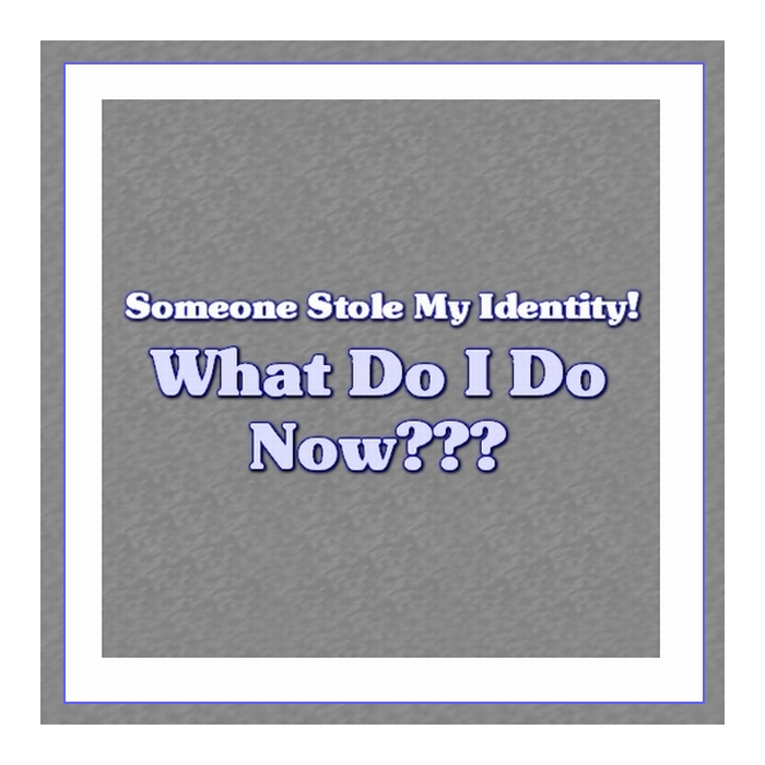 What should be done about identity theft essays