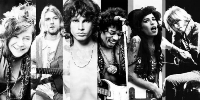 Dead at 27 Club and Other Strange Celebrity Deaths - Posts ...