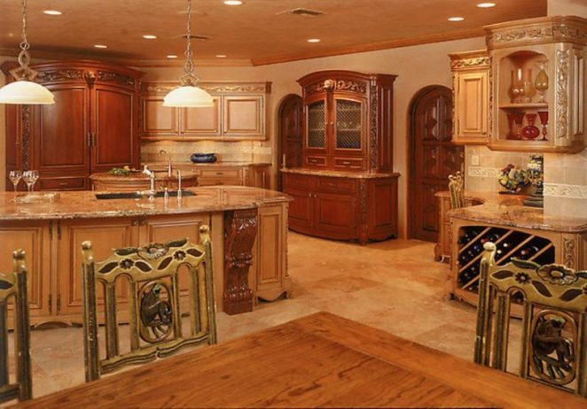 Beautiful Exceptional Kitchens Of Different Styles   Virily
