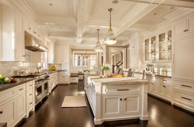 Ordinaire Dream White Kitchen