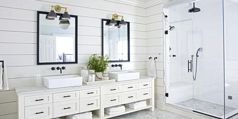 tips for white bathroom virily
