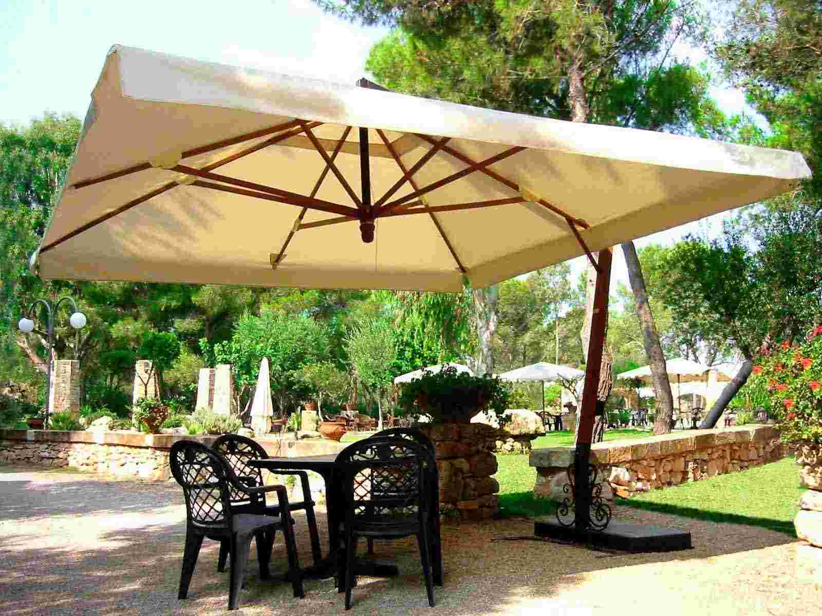 Different Types Of Patio Umbrellas   Virily