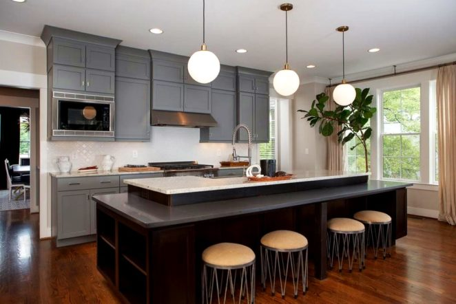 Outstanding Ideas How To Create A Kitchen Design