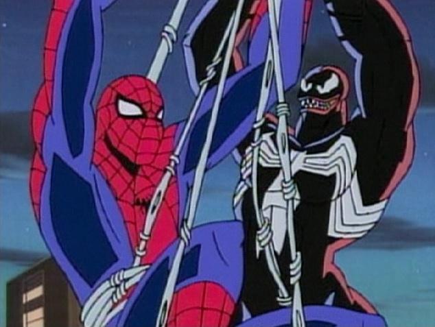 Movie Review Venom Virily