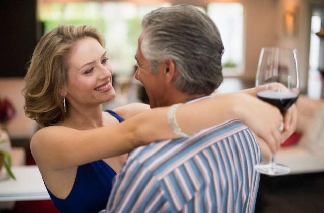 why do older men love younger women